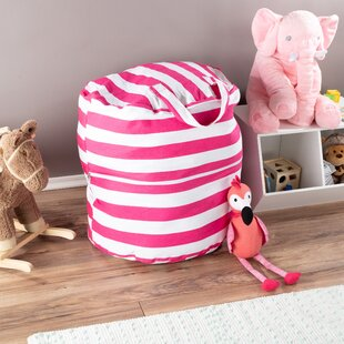 Karlyn Stuffed Animal Storage Kids Novelty Chair by Harriet Bee