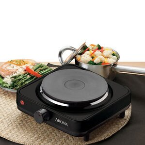 Aroma Electric Burner Hot Plate