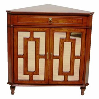 Andee 2 Door Corner Accent Cabinet by World Menagerie SKU:AE381515 Reviews