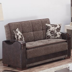 Beyan Signature Hartford Chesterfield Loveseat