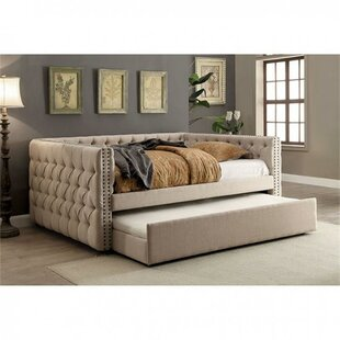 Weatherholt Full Daybed By Canora Grey