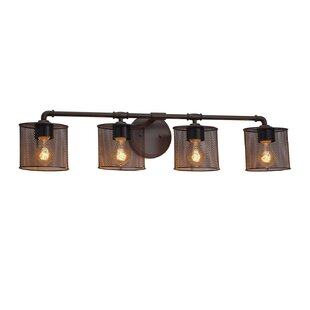 17 Stories Bennett 4-Light Vanity Light