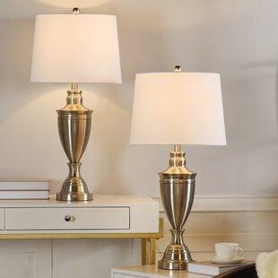 Alarcon 3 Piece Lamp Set