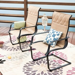 Signorelli Patio Dining Chair (Set of 2)