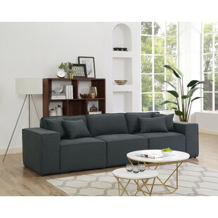 Modern & Contemporary Small L Shape Sectional Sofas   AllModern