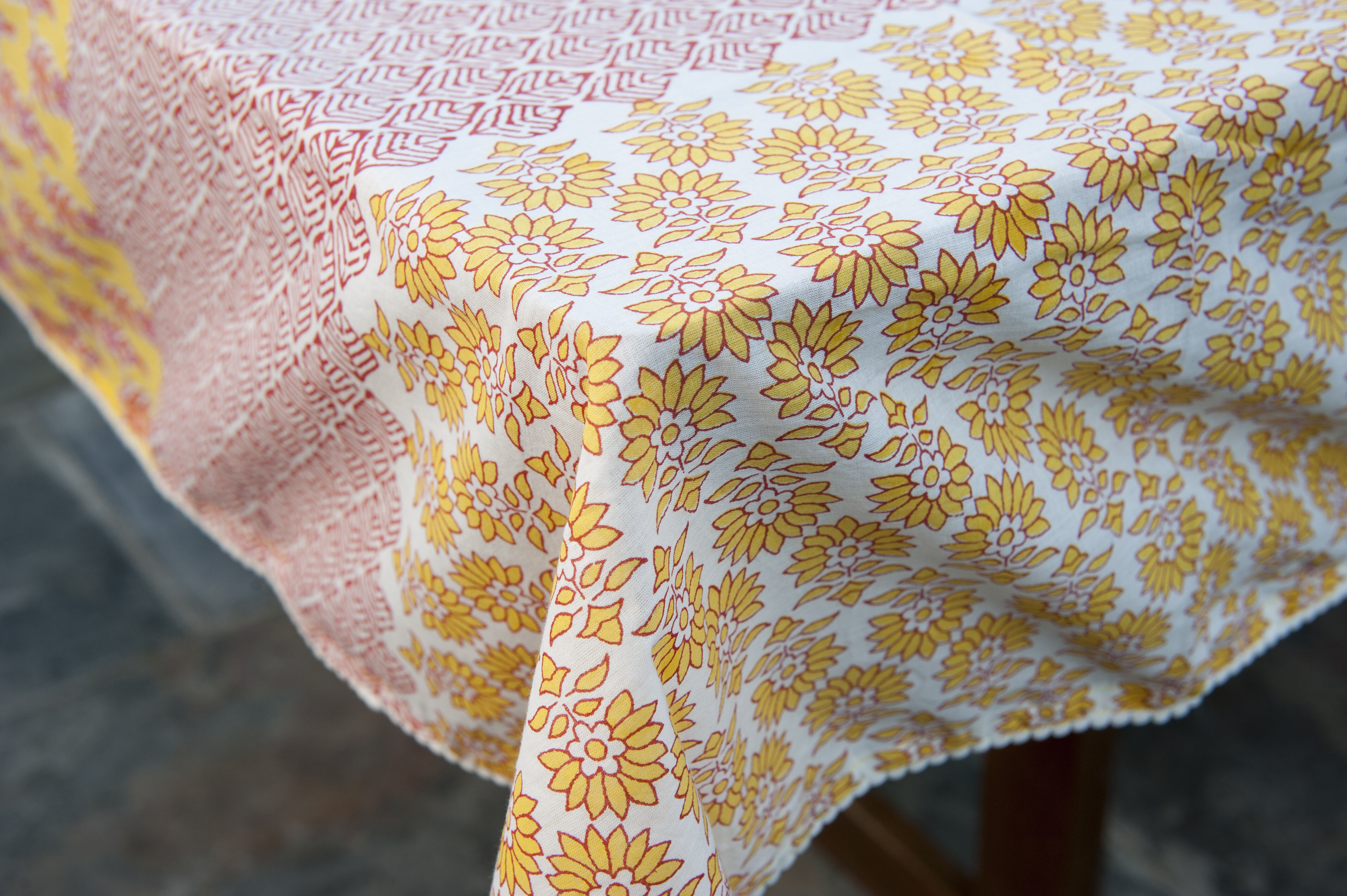 Veranda Willow Tablecloth Joss Main