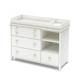 Quickview Slate Changing Table   Wayfair