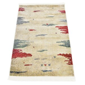 Eladia Cream Area Rug