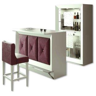 Rosdorf Park Fernwood Bar Set