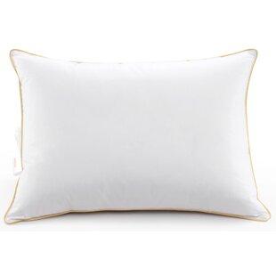 Cheer Collection Hypoallergenic Luxurious Gel Fiber Pillow