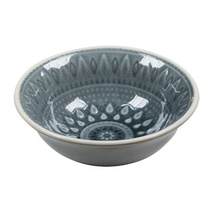 Gering Salad Bowl By World Menagerie