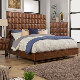 Mccaskill Panel Bed by Mercury Row