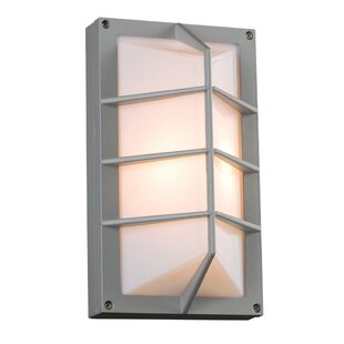 Ebern Designs Kirkby Outdoor Bulkhead Light