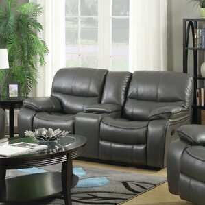 Kallen Reclining Loveseat by Darby Home Co
