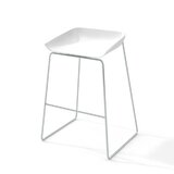 Scoop 28.75 Bar Stool by Steelcase