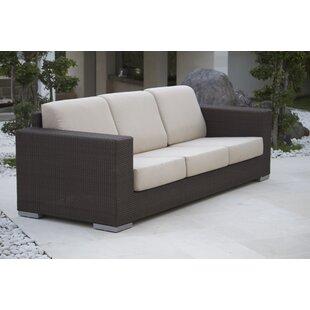 Brayden Studio Hicklin Sofa with Cushions