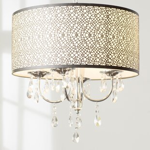 Affordable Horsham 4-Light Chandelier By Willa Arlo Interiors