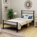 Calabasas Platform Bed by Ebern Designs