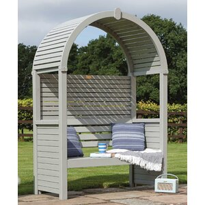Berry 2 Seater Wooden Arbour