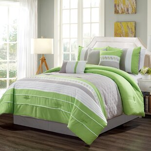 Ullman Embroidery 7 Piece Comforter Set