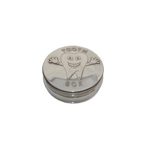 Buy clear Tooth Metal Box ByCorbell Silver Company