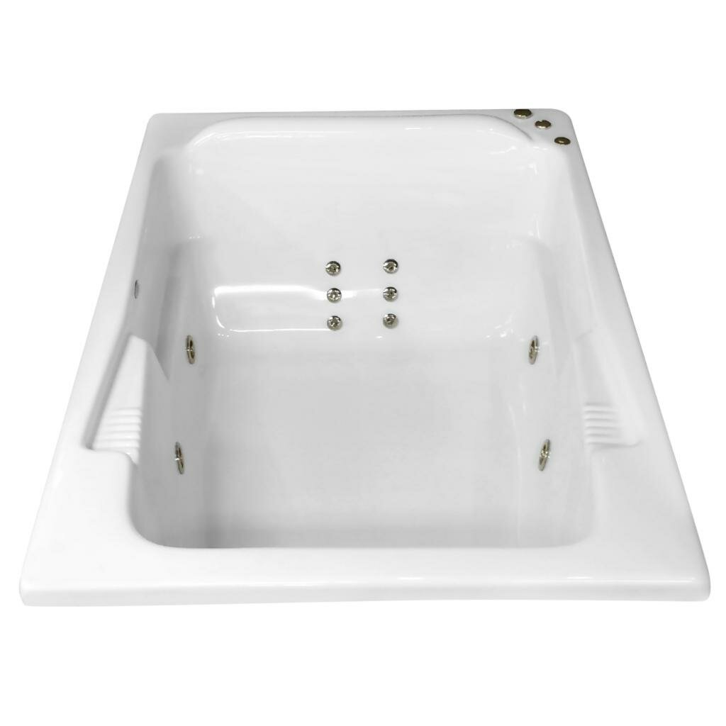 Carver Tubs Hygienic Aqua Massage 71\
