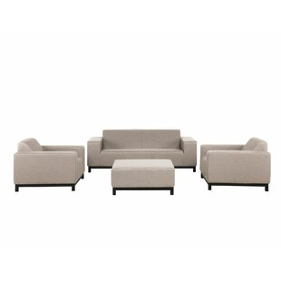 Rima 4 Piece Conservatory Sofa Set By Ebern Designs