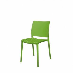 Zipcode Design Betty Stacking Patio Dining Chair