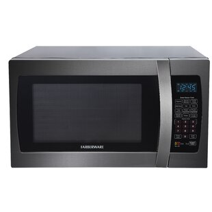20 1.3 cu.ft. Countertop Microwave with Sensor Cooking by Farberware