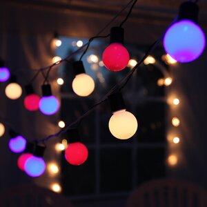 Party-Lichterkette 20-flammig