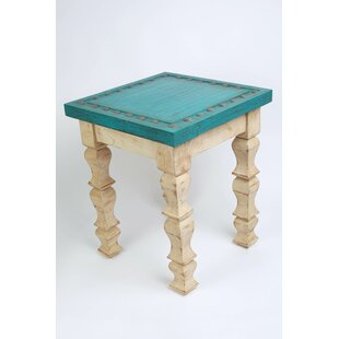 Edwin Square End Table