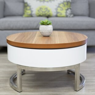 Luiza Coffee Table With Storage by Wrought Studio Amazing