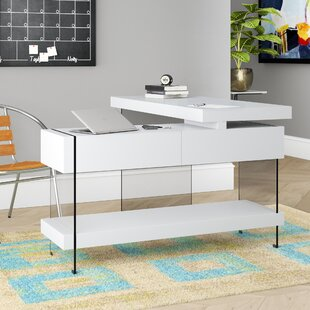 Brightwood L-Shape Desk by..