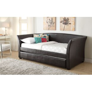 Find for Moorehead Twin Daybed with Trundle by Red Barrel Studio Reviews (2019) & Buyer's Guide