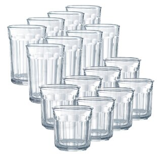 Wayfair Basics 16 Piece Tumbler Set