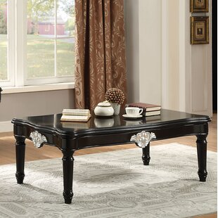 Look for Shultz Coffee Table By Astoria Grand