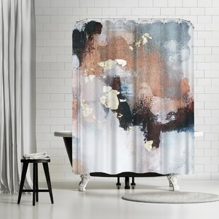 East Urban Home Christine Olmstead Uncertain Future2 Shower Curtain