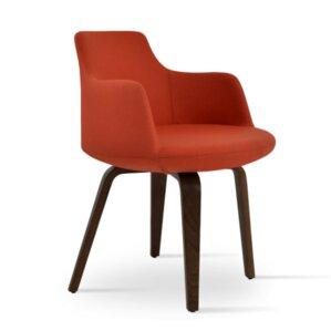 Dervish Plywood Chair (Set..