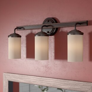 Reviews Mills 3-Light Vanity Light By Laurel Foundry Modern Farmhouse