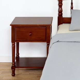 Traditional Style 1 Drawer Nightstand by Mantua Mfg. Co.