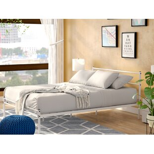 Otelia Metal Platform Bed by Zipcode Design