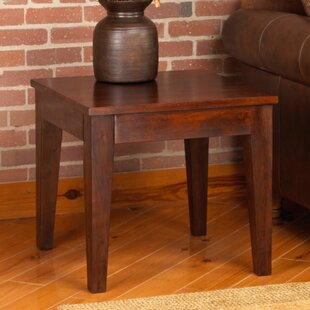 Best Reviews Gambino End Table by Bloomsbury Market