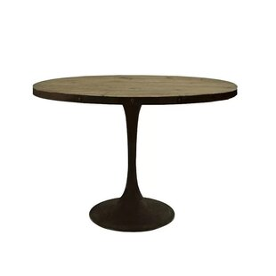 Polizzi Solid Wood Dining Table by Wrought Studio #2