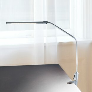 Shop For Bulger Hills Strip LED Clamp 41 Desk Lamp By Zipcode Design