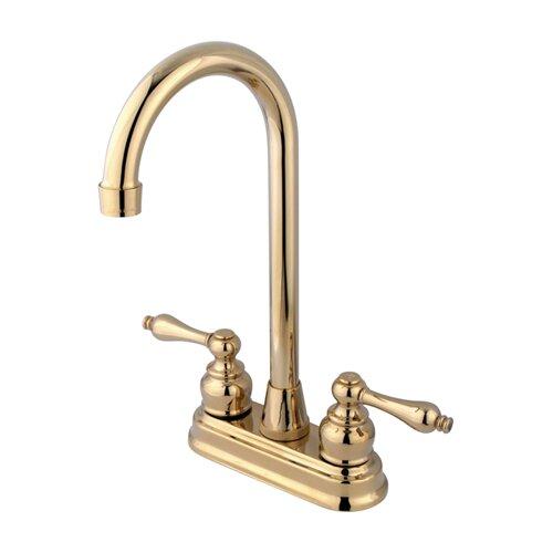 Victorian Double Handle Kitchen Faucet
