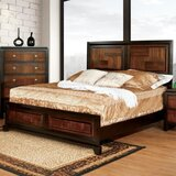 Vale Transitional Platform Bed by Millwood Pines