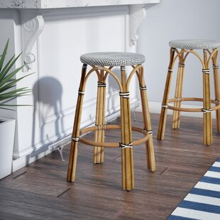 Campbellton 30 Bar Stool by Beachcrest Home