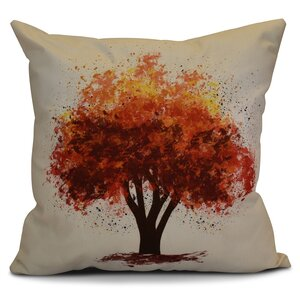 Brookfield Bounty Floral Throw Pillow
