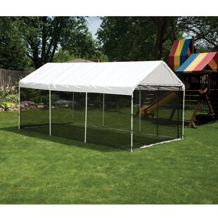 MaxAP 10 Ft. W x 20 Ft. D Steel Party Tent by ShelterLogic