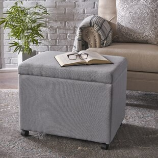 Alcott Hill Blake Home Office Filing Storage Ottoman
